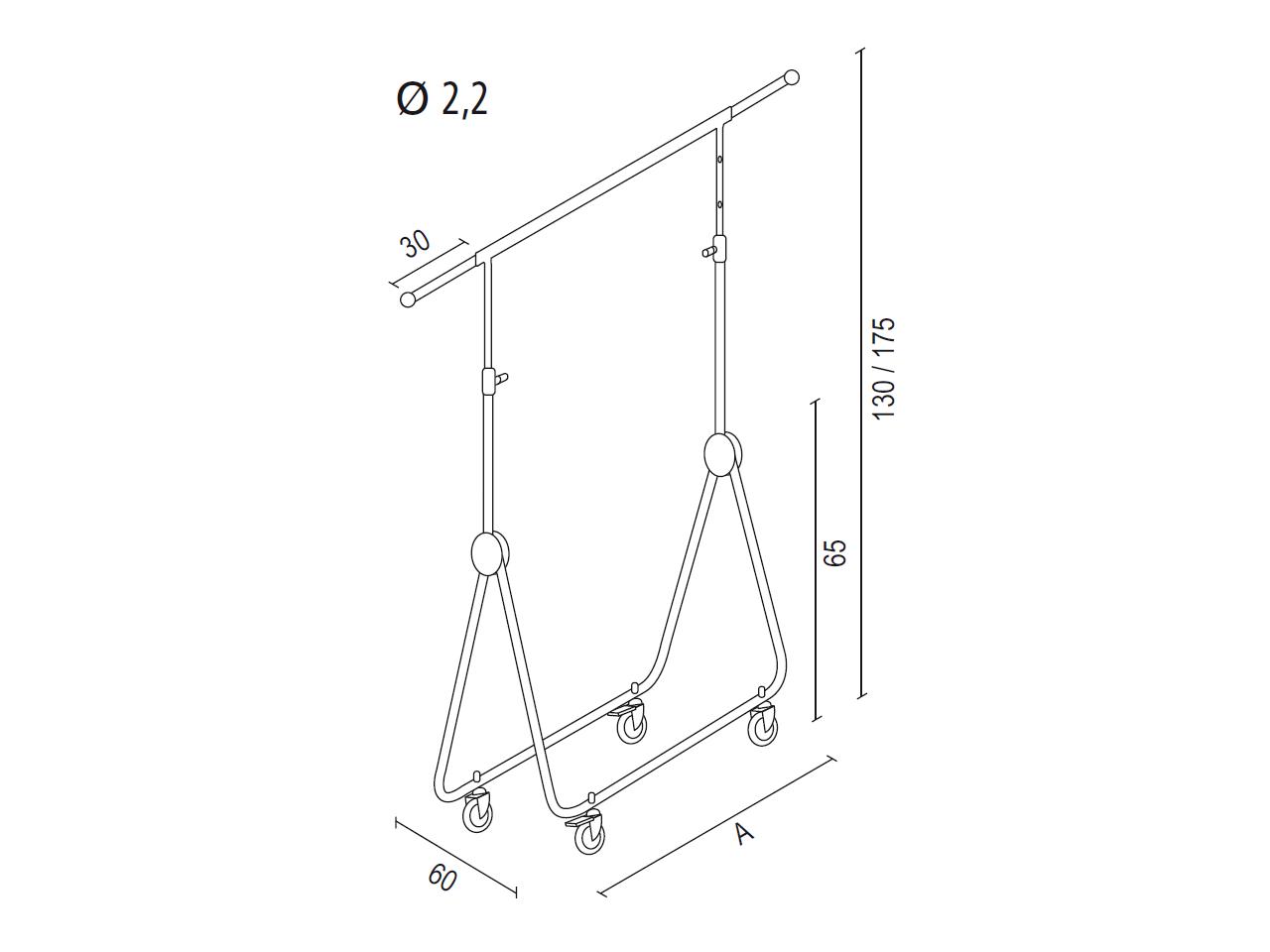 Art. 411 Dimensionen