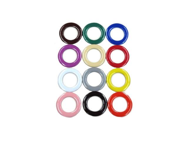 Kollektionsringe in Farbe