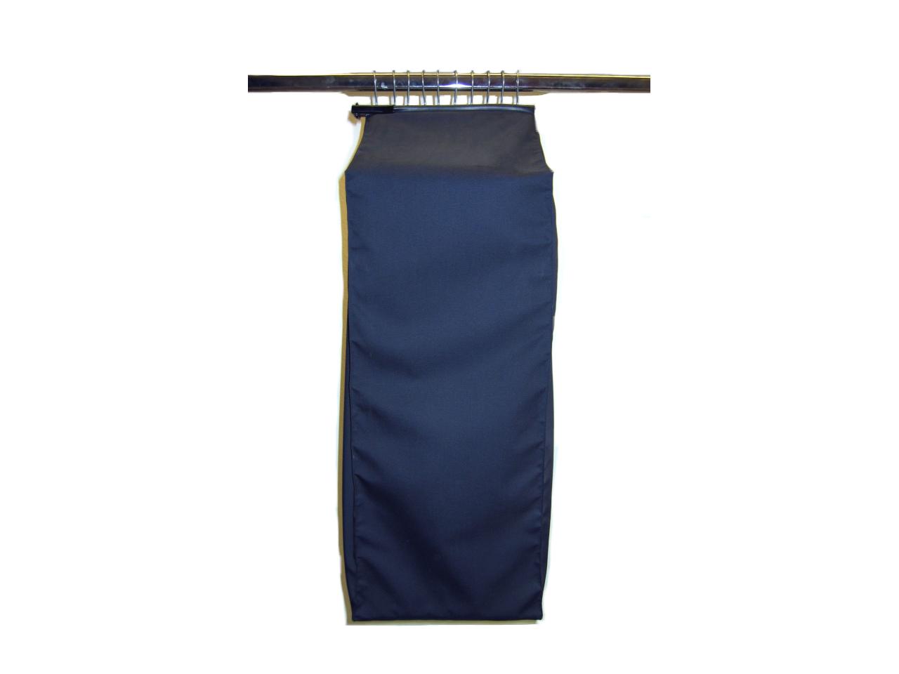 Kollektionskleidersack mit Klemmschiene 4