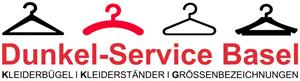 Dunkel-Service Basel Logo
