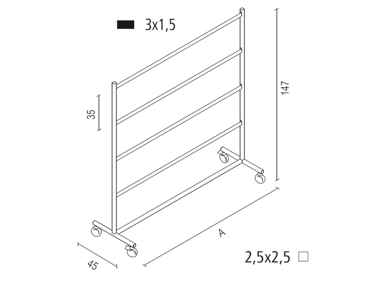 Art. ST14550 Dimensionen