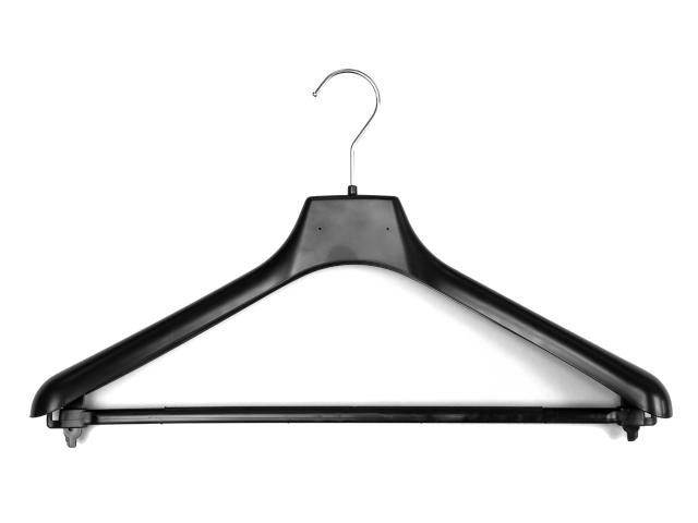 Kleiderbügel mit gummiertem Hosensteg Mainetti