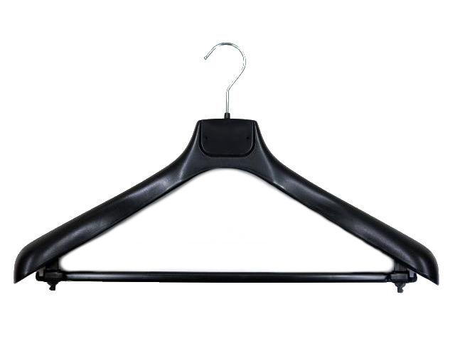 Uniformenbügel breiter Schulter